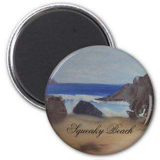 Squeaky Beach Magnet