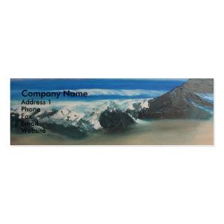 Squeaky Beach Mini Business Card