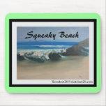 Squeaky Beach Mousepad