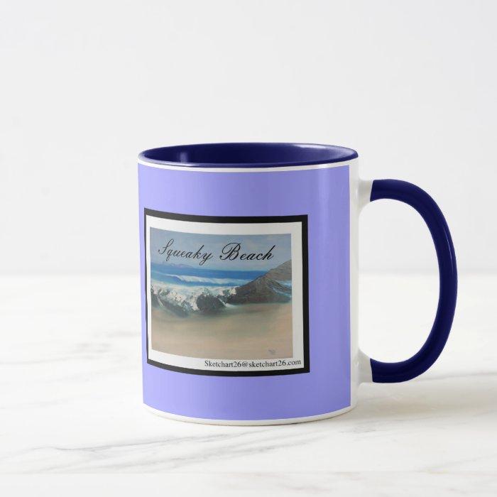 Squeaky Beach Mug