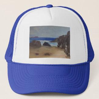 Squeaky Beach Trucker Hat