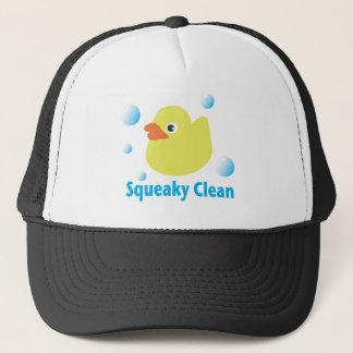 Squeaky Clean Cap