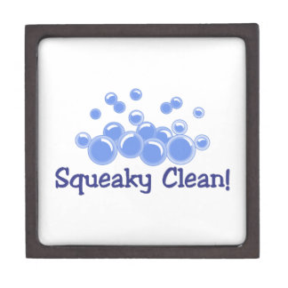 Squeaky Clean Gift Box
