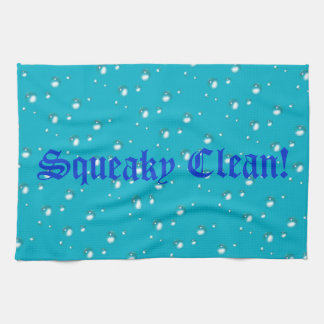 Squeaky Clean! Hand Towel