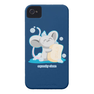 Squeaky Clean iPhone 4 Case