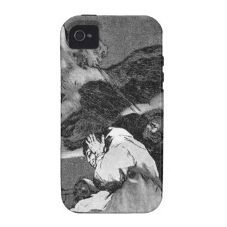 Squealers? by Francisco Goya Case-Mate iPhone 4 Covers