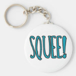Squee! Keychain