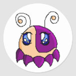Squee Round Stickers
