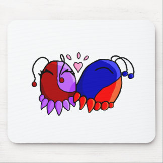 squee smooch mouse pad