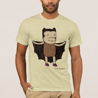 Squeebert the Bat T-Shirt