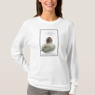 Squeeky Mouse and Computer Mouse T-Shirt