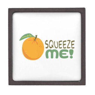 Squeeze Me Keepsake Box