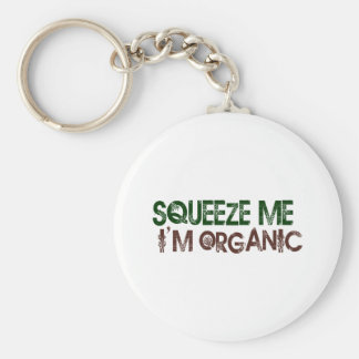 Squeeze Me Organic Keychain