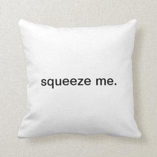 Squeeze Pillows Decorative Amp Throw Pillows Zazzle