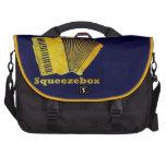 Squeezebox Bolsa Para Ordenador