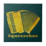 Squeezebox Tile