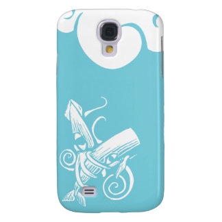 squid and whale samsung galaxy s4 case