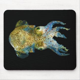 Squid Bobtail Dumpling Stubby Sepiola Atlantica Mouse Pad