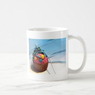 Squid Cupcake Coffee Mug