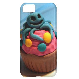 Squid Cupcake iPhone 5C Case
