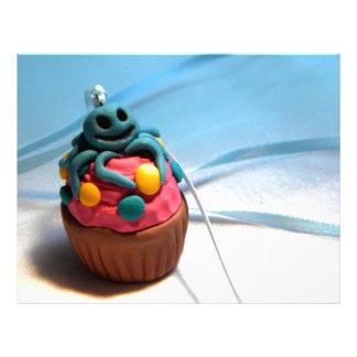 Squid Cupcake Letterhead