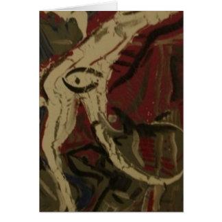 Squid Drips Card
