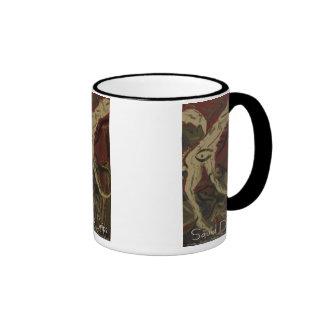 squid drips  coffee mug