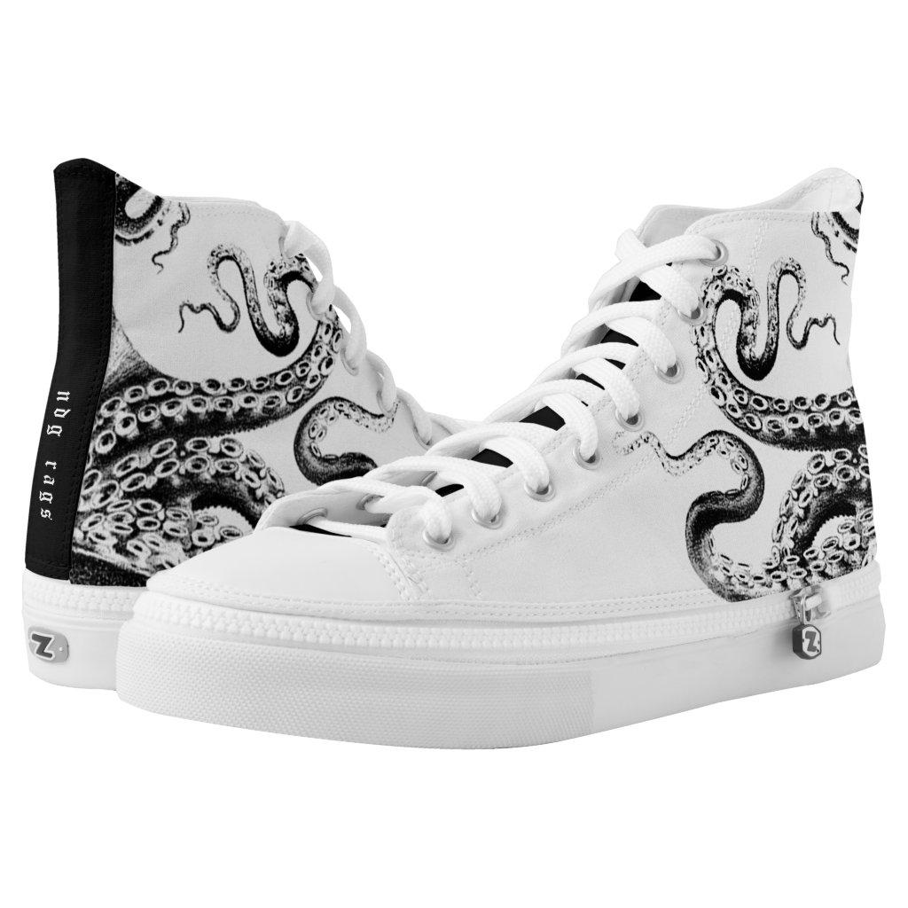 Squid High Top Sneakers
