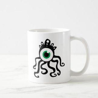 Squid Monster Coffee Mug