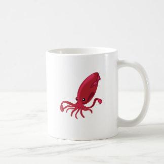 Squid - My Conservation Park Coffee Mug