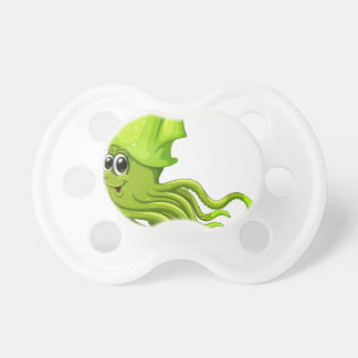 Squid Baby Pacifiers