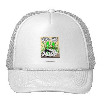 Squid Premanture Ejaculation Funny Cap Trucker Hat
