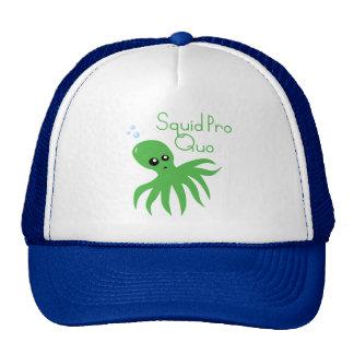 Squid Pro Quo Hat
