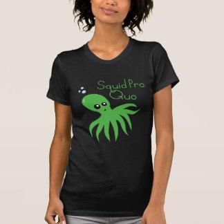 Squid Pro Quo Tees