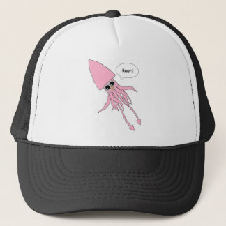 Squid Rawr Trucker Hat