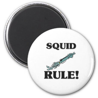 SQUID Rule! 2 Inch Round Magnet