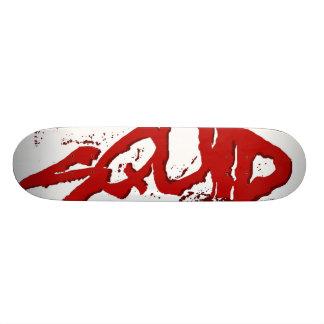 Squid Skateboard Decks