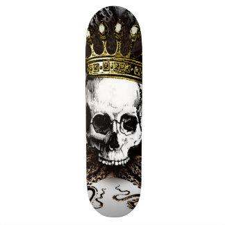 Squid Skull King Skate Board Decks