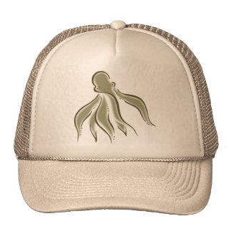 Squid Squids Octopus Octopi Octopuses Ocean Animal Trucker Hat