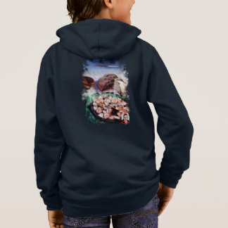 Squid to Gallego/Dust to feira/Galician octopus Hoodie