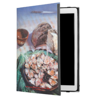 "Squid to Gallego/Dust to feira/Galician octopus iPad Pro 12.9"" Case"