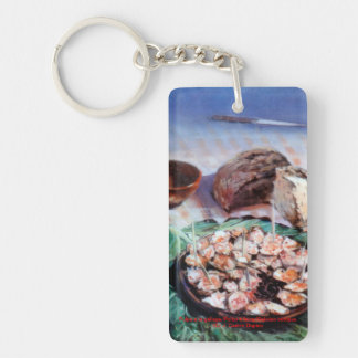 Squid to Gallego/Dust to feira/Galician octopus Keychain
