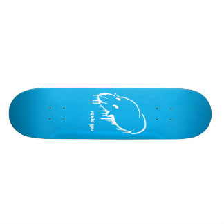 Squid Yes! Skateboard Deck