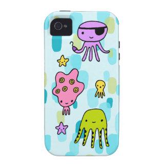Squiddies! Case-Mate Case iPhone 4 Covers
