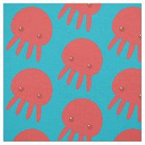 Squiddy Fabric