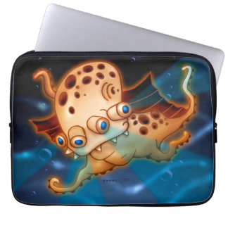 SQUIDDY LAPTOP SLEEVE 13 INCHES MONSTER