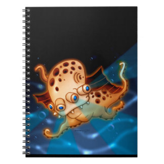 SQUIDDY NOTE BOOK