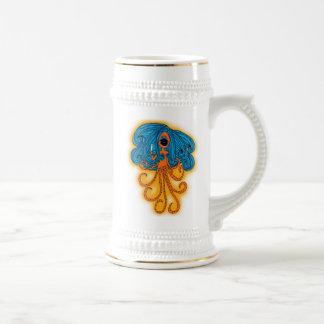 Squiddy Squidoo Coffee Mugs