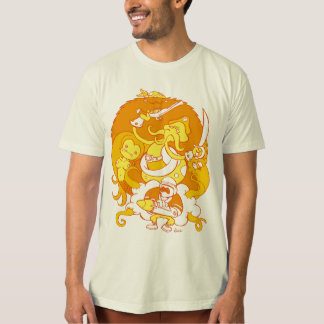 squidfaced t-shirt
