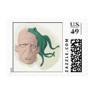 Squidhead Stamps